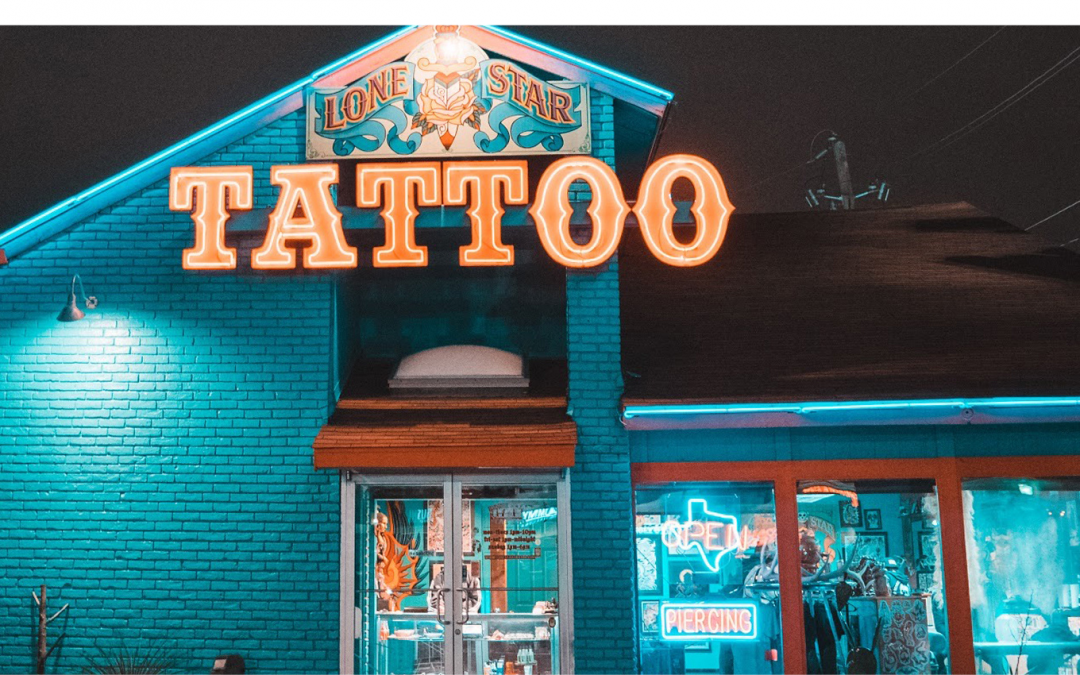 Walk-in Tattoos and You: Things to Think About