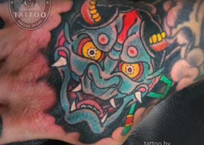 dallas-japanese-tattoo-hannya-mask