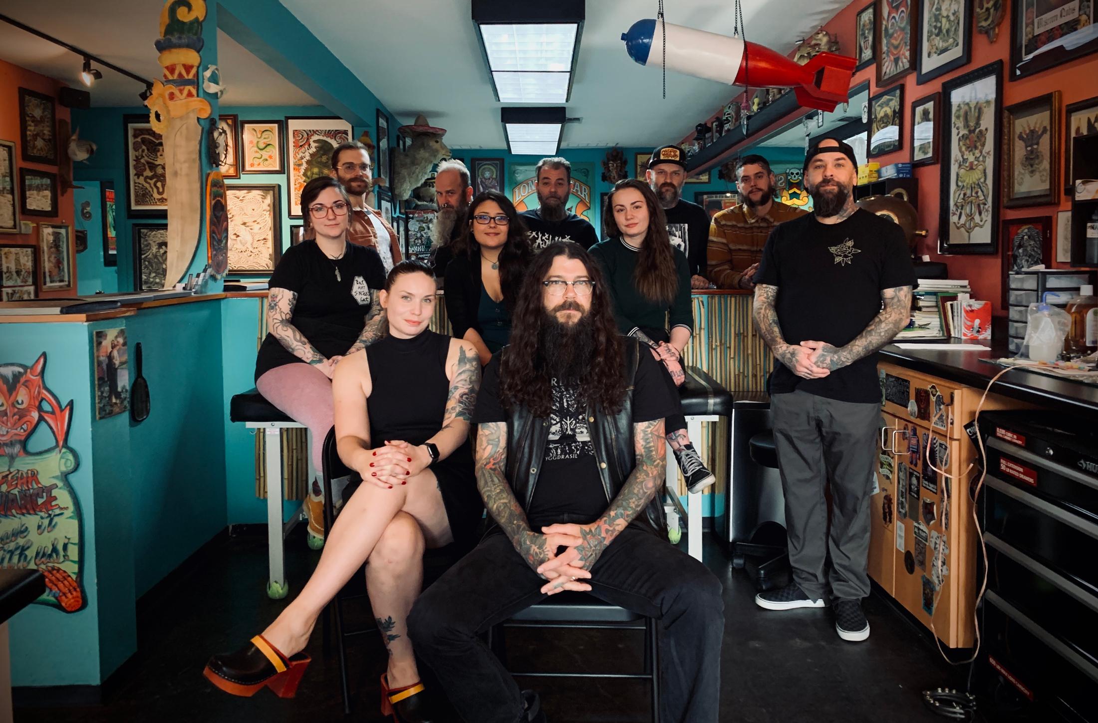 Home Lone Star Tattoo Dallas Texas Premier Tattoo Artists