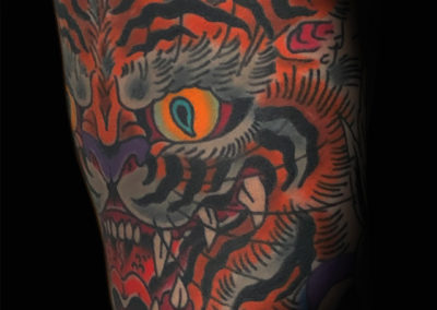 japanese-tiger-dallas-tattoo-traditional