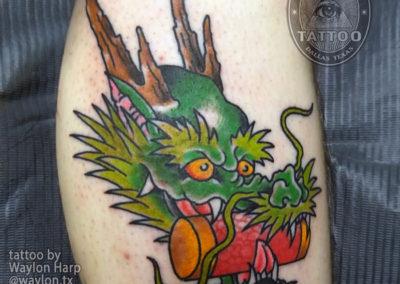 dallas-traditional-tattoo-dragon-head