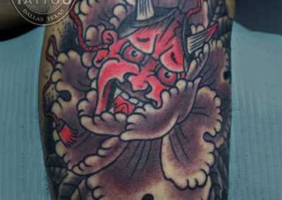 dallas-traditional-tattoo-hannya-peony