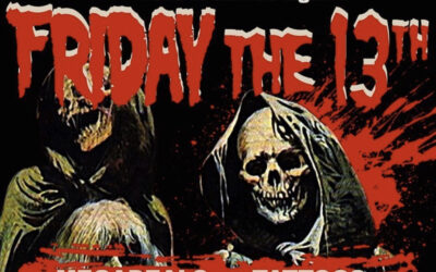 Friday the 13th this November at Lone Star Tattoo!
