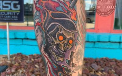Free Walk-In Tattoo Consultations in North Dallas!